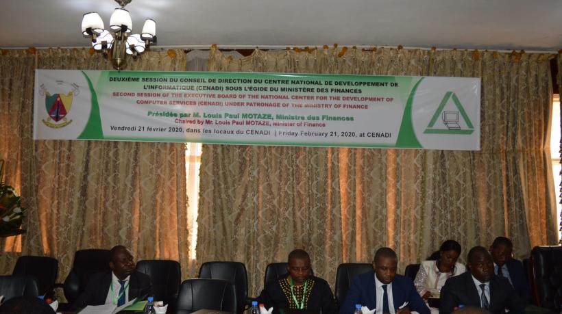 Gestion du fichier solde de l'Etat du Cameroun